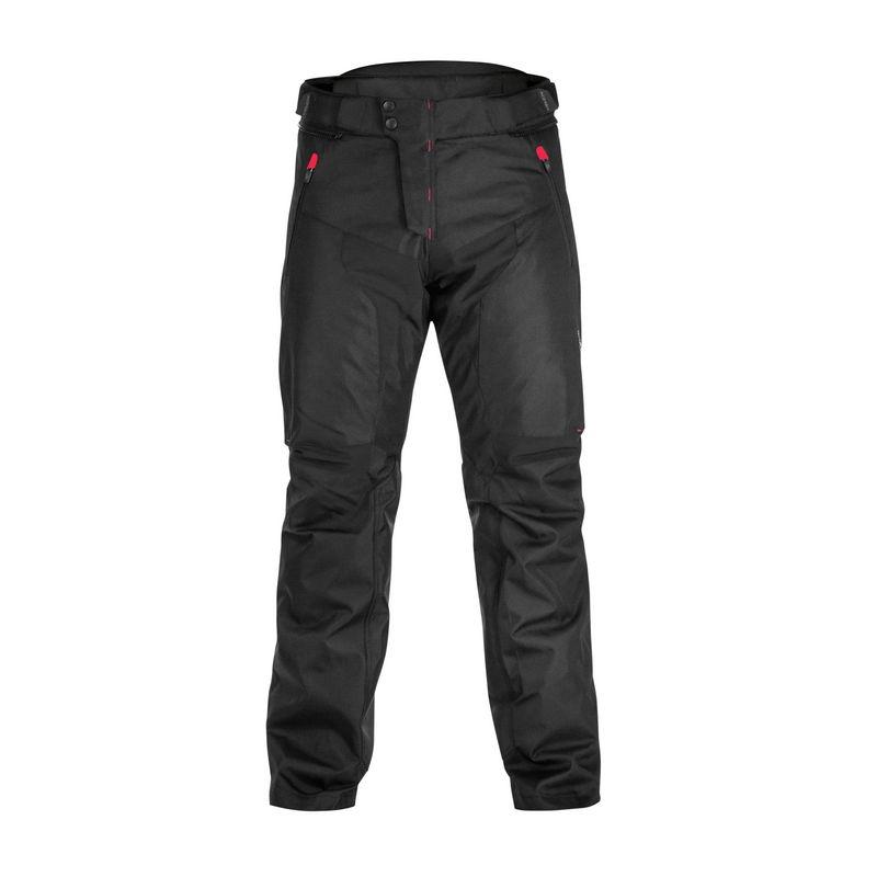 Pantaloni Moto Adventure Baggy Nero Taglia S
