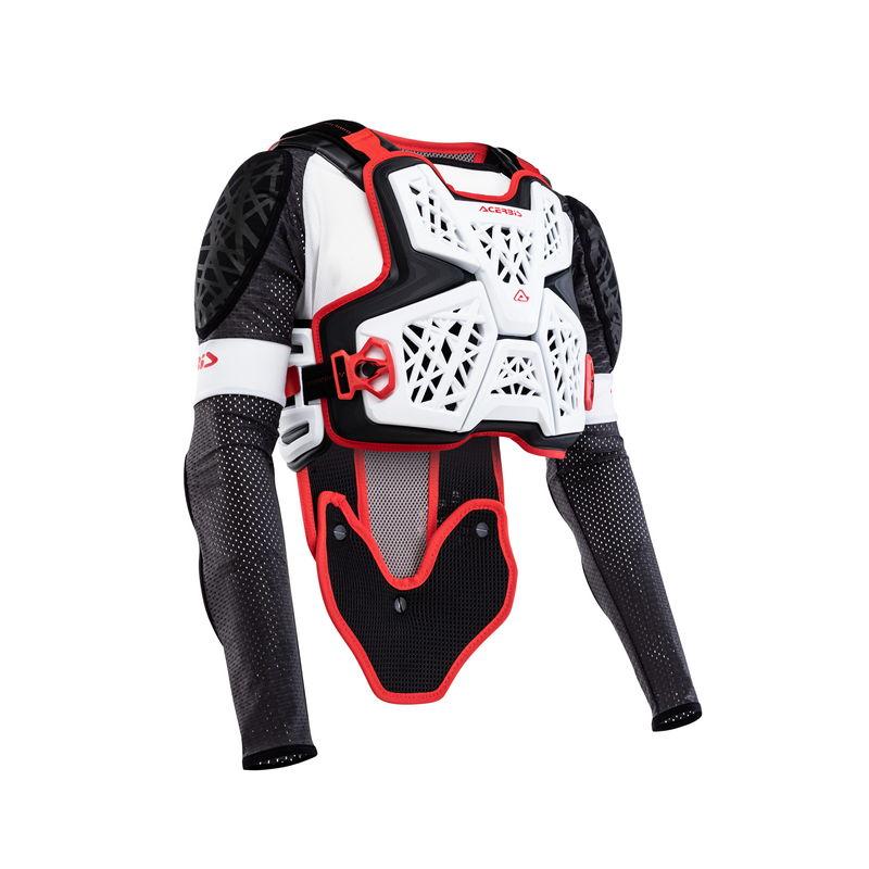 Corpetto Protettivo Galaxy Bianco/nero Taglia S/m Bike