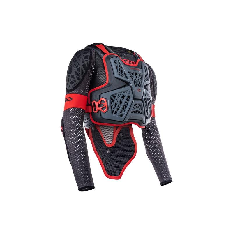 Corpetto Protettivo Galaxy Grigio/nero Taglia S/m Bike