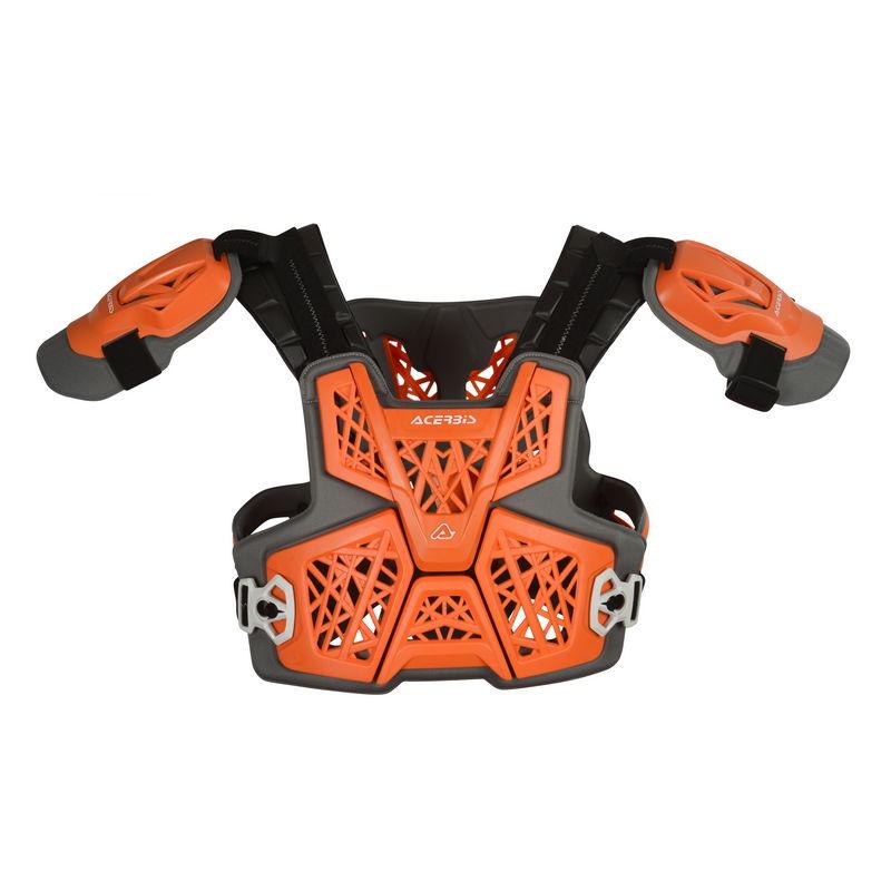 Gravity Roost Protector Vest Orange Bike