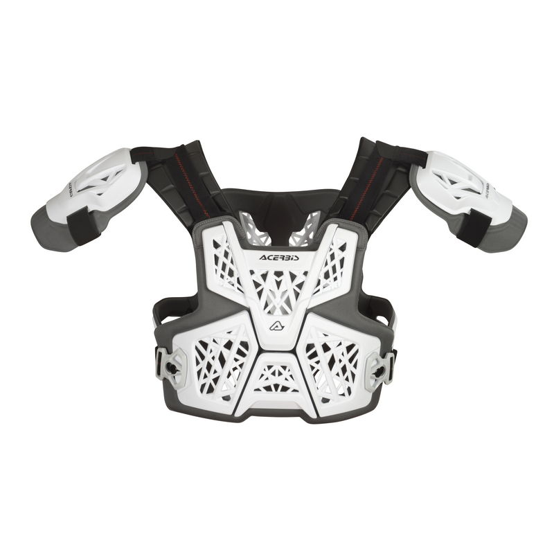 Gravity Roost Protector Vest White Bike
