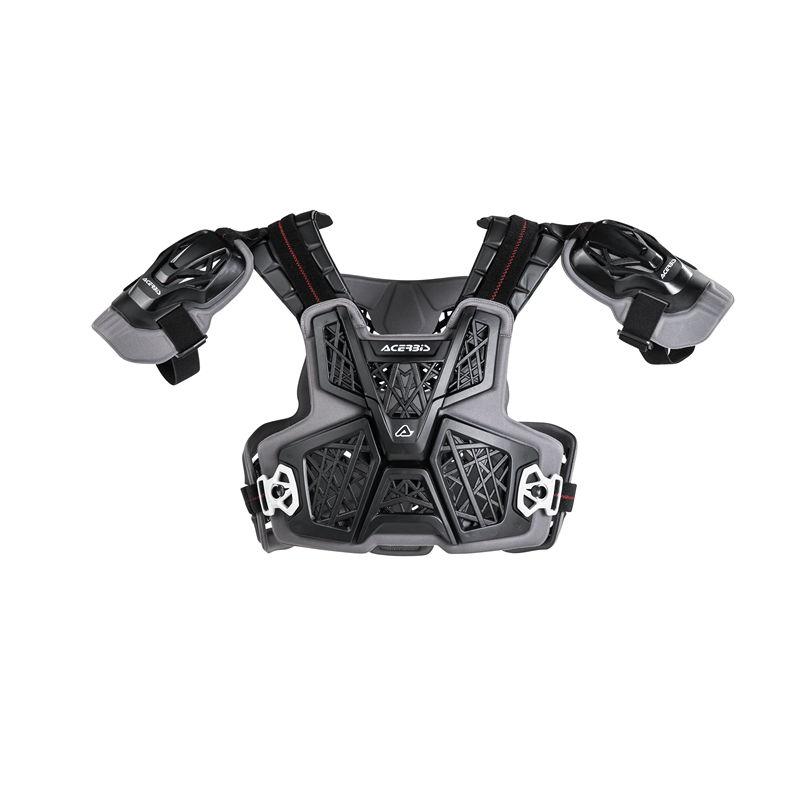 Gravity Roost Protector Vest Black Bike