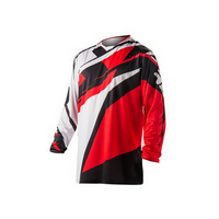 off road jersey profile black/red - size s Black/Red