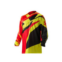 off road jersey profile red/yellow - size s Yellow / Red