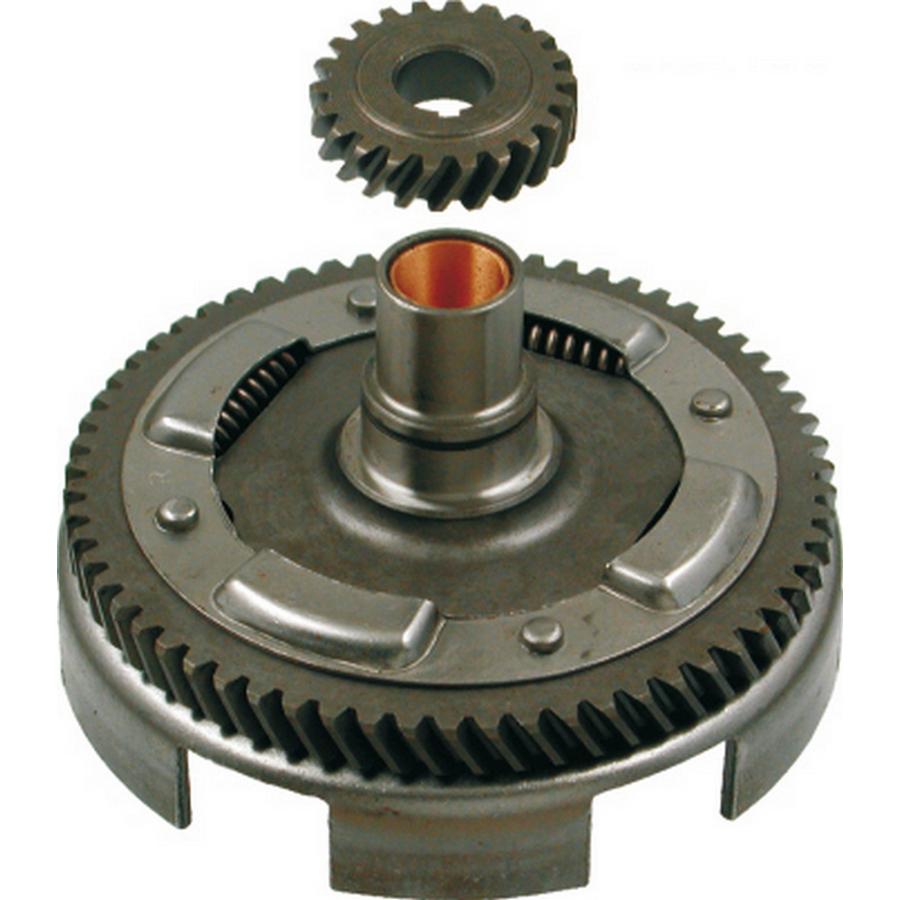 Clutch gear vespa 50 pk z 24-72 straight touth