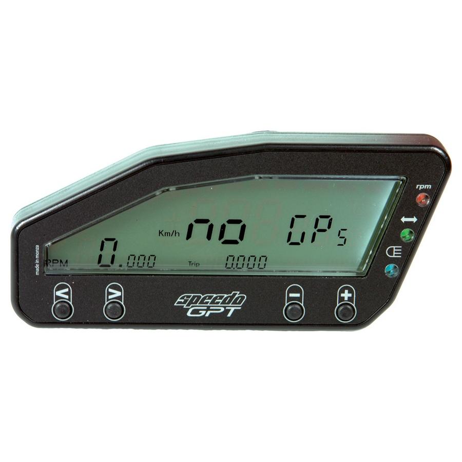 Tachimetro digitale universale per moto con gps D3GPS