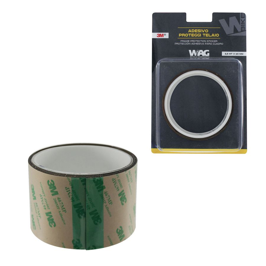 3M tape bike frame protection 2,5mt X 60mm