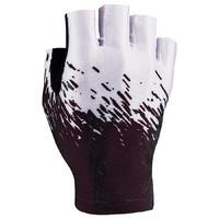 supag short gloves black/white size s white / black