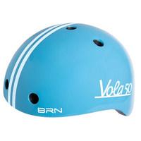 casco bimbo vola 50 azzurro taglia xxs 44-48cm azzurro