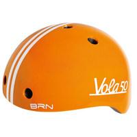 casco bimbo vola 50 arancione taglia xxs 44-48cm arancio