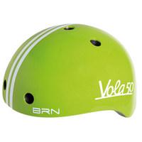 casco bimbo vola 50 verde taglia xxs 44-48cm verde