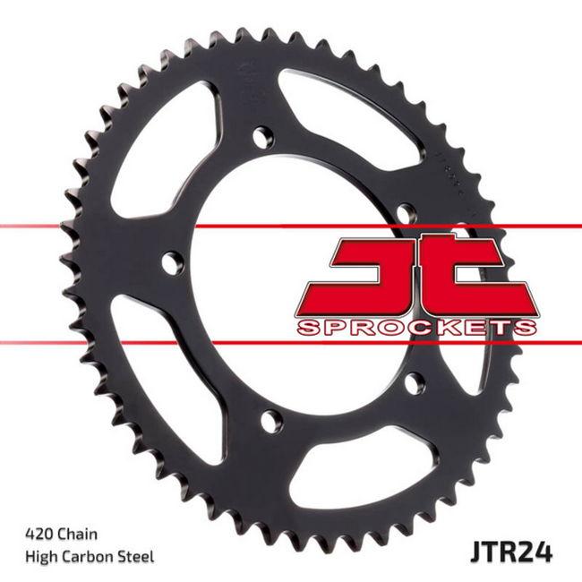 Rear Sprocket 55 Teeth jtr24.55 Aprilia Generic Yamaha