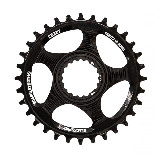Corona Snaggletooth 36T Direct Mount Cannondale Nero