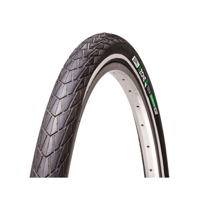 Tire City E-Bike E-Zone Dual Protection 700 x 48 Wire Black