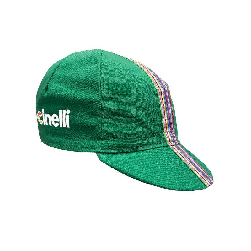 Vintage Cap Ciao Green