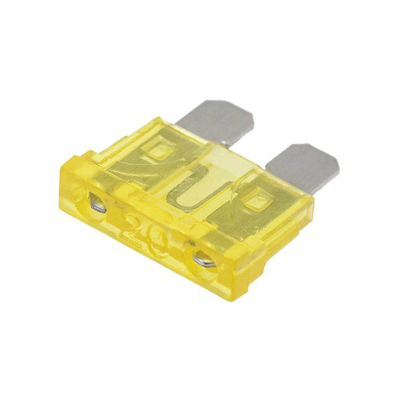 Blade Fuse 15mm 20A