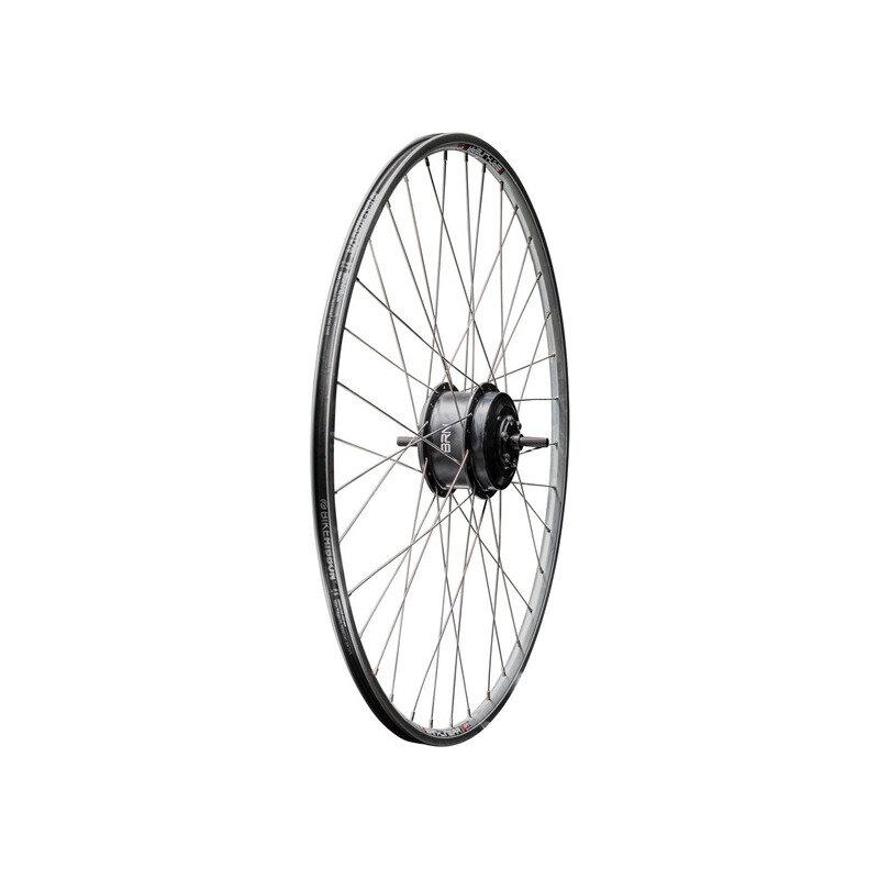 Complete Rear Wheel 28'' with 250w Hub Motor EB16 Thread 7/8/9/10s