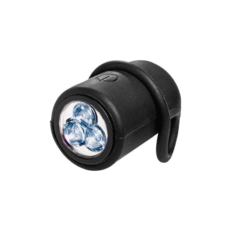 Front Light Eyeglass 3 White LEDs Silicone