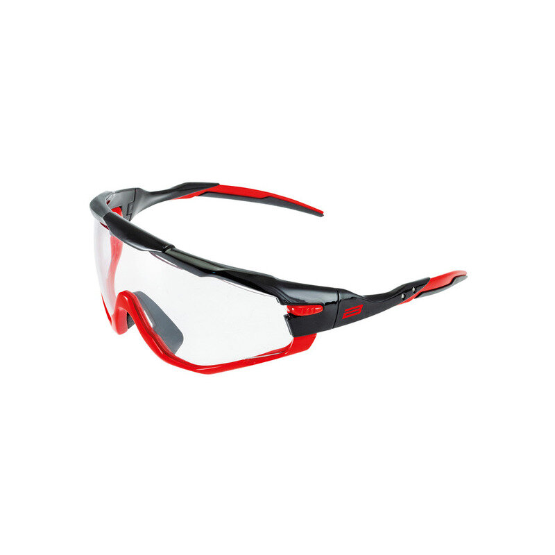 Glasses RXPH Fototech Photochromic Lenses Black/Red
