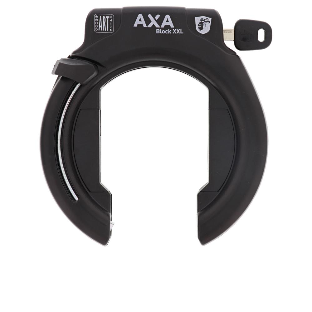 Frame Lock Block XXL Non-Removable Key Black