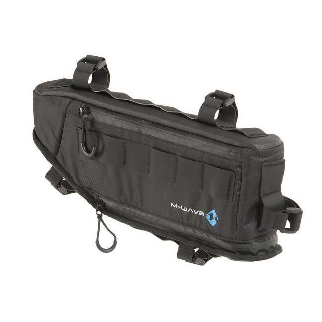 Central frame bag 4,2 lt black