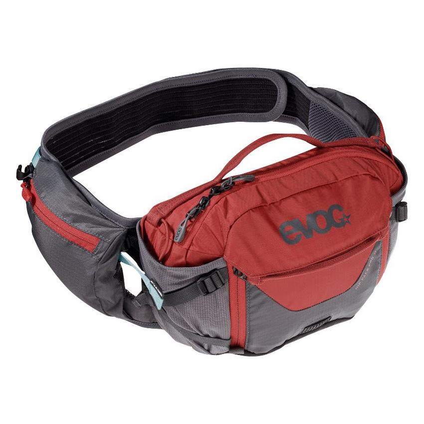 Hip Pack Pro 3lt waist bag red