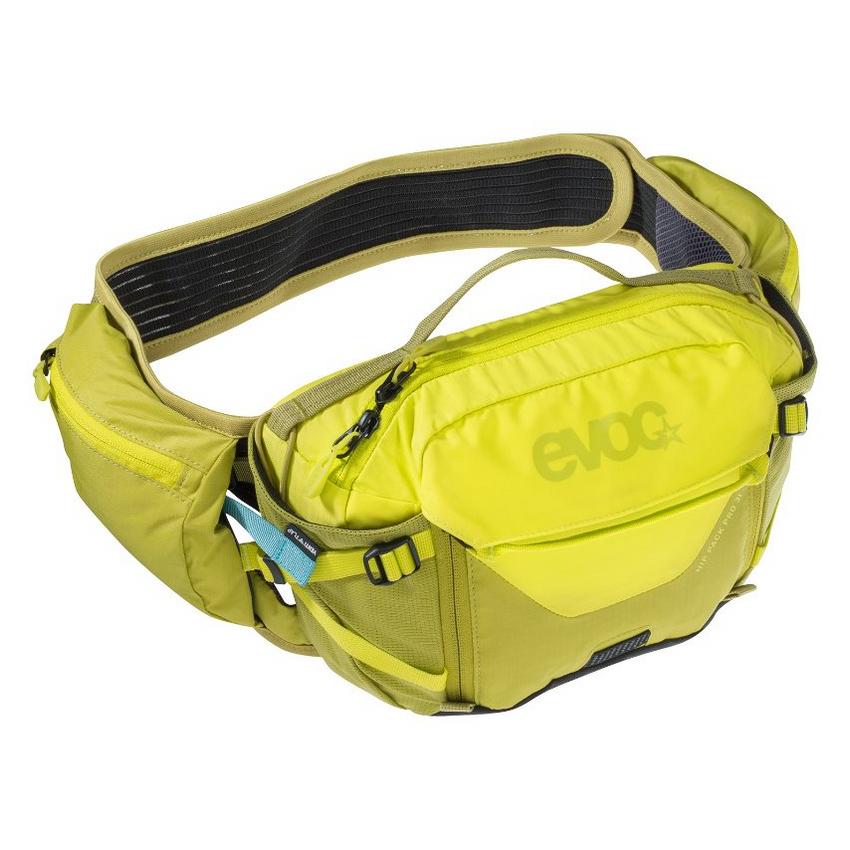 Hip Pack Pro 3lt waist bag green