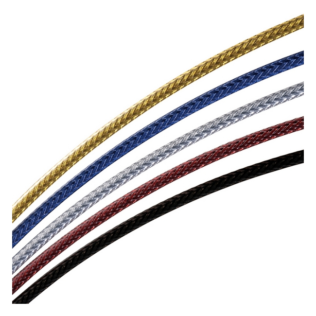Kit guaine cambio shimano nero