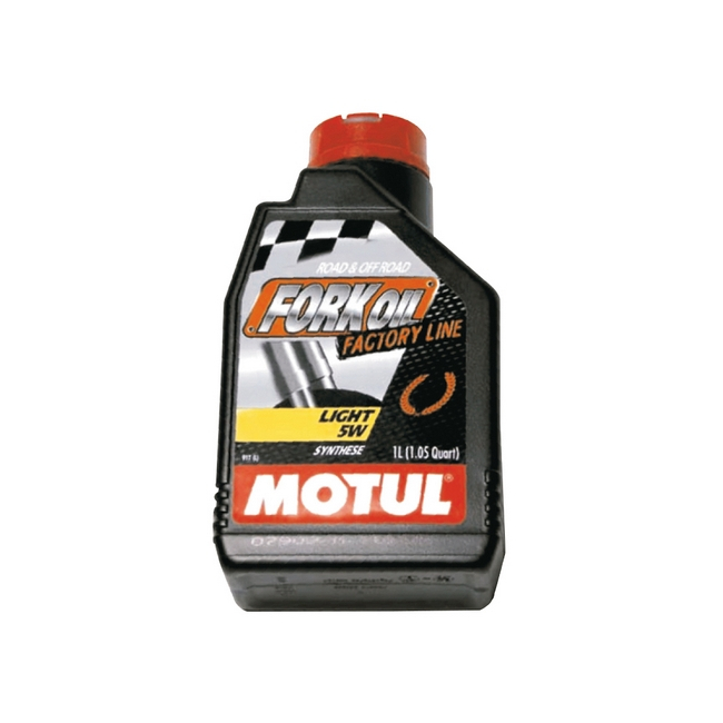 Olio forcella Mtb - Moto Very Light 2.5W 1LT Sintetico