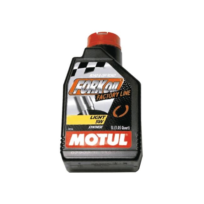 Olio forcella Mtb - Moto Light 5W 1LT Sintetico