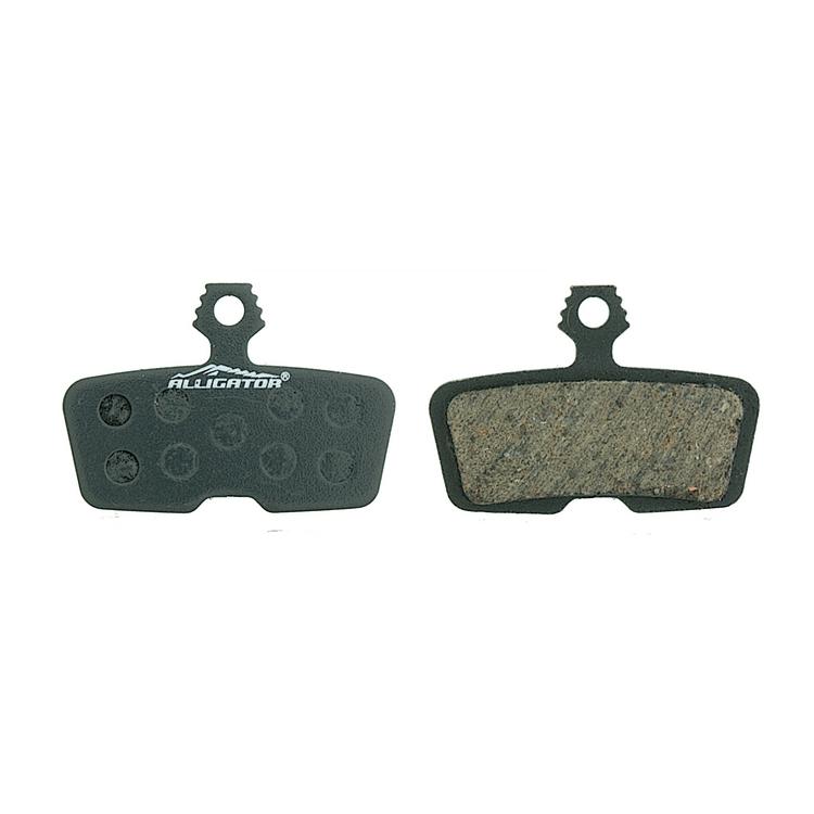 Semi-metallic Dual Compound Brake Pads SRAM Code R