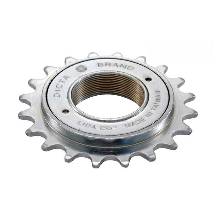Freewheel 1v 20T 1/2 x 1/8 Chromed