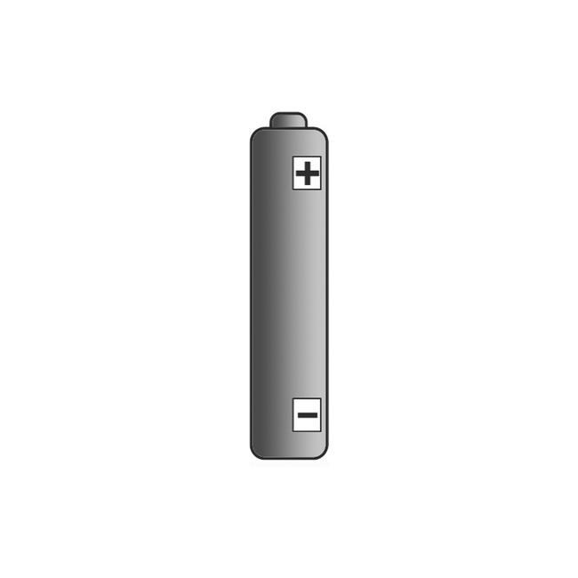 Aa battery type 'n' (28 mm) um-5