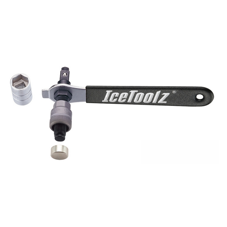 Extractor crank spindle - isis with handle