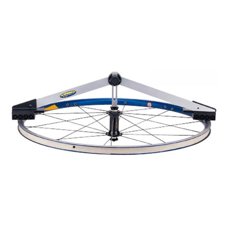 Verifier wheel camber