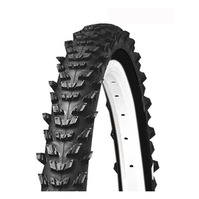 Junior Tire K829 24'' Mtb Advanced 24x1.95'' Wire Black/White