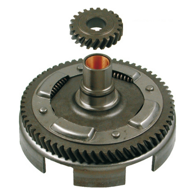 Coupgear clutch vespa 50 pk elicoidal touth 22-63