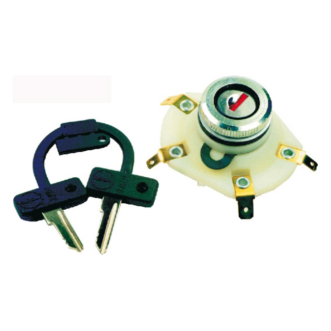 Key set main switch vespa px 125-150-200