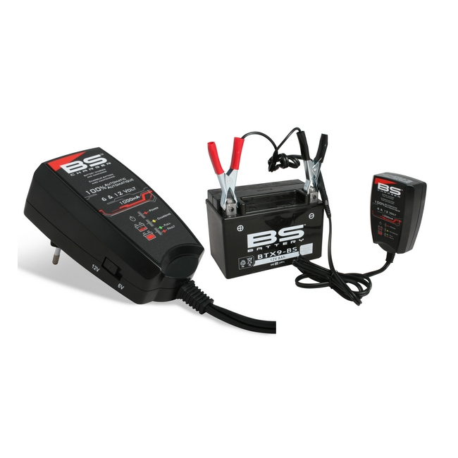 Automatic Battery Charger BA10