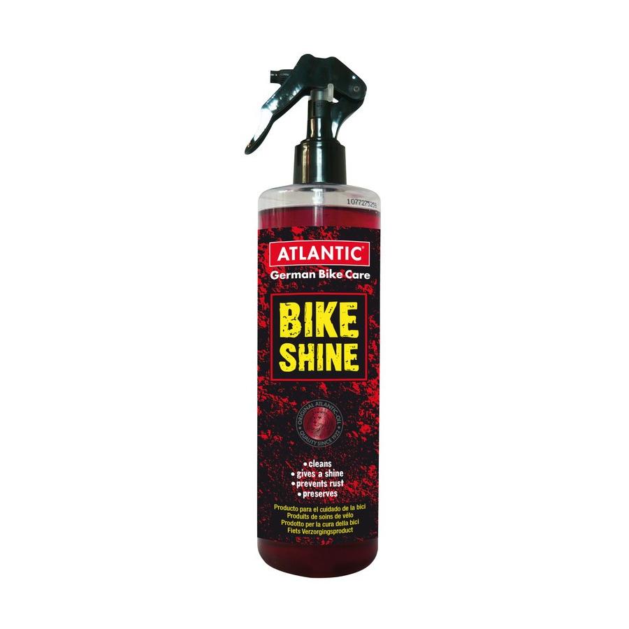 Atlantic Bike cleansing 500ml, spray bottle