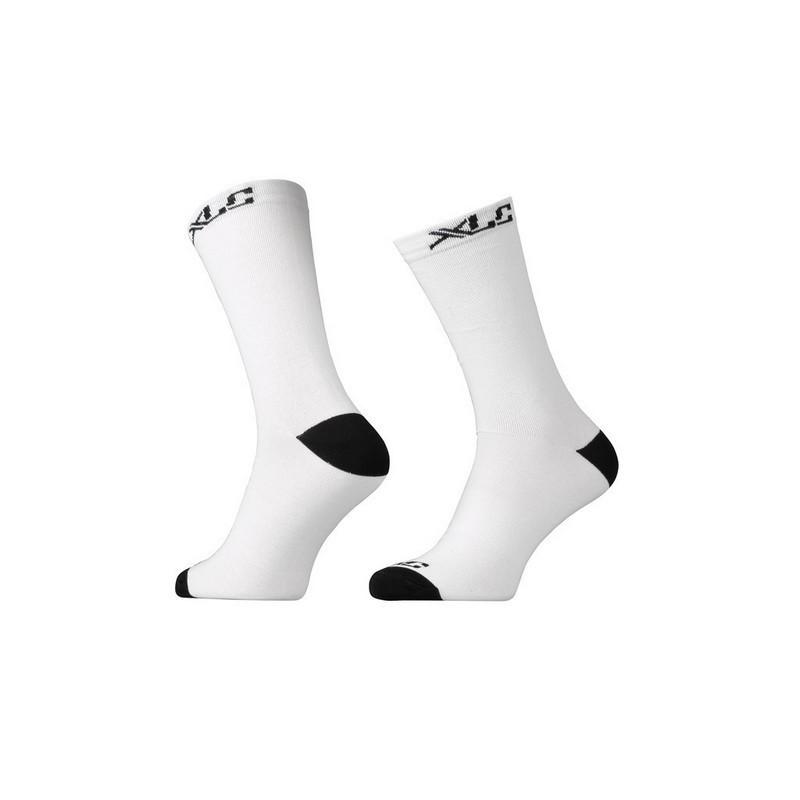 Race Socks CS-L04 White Size XS (36-38)