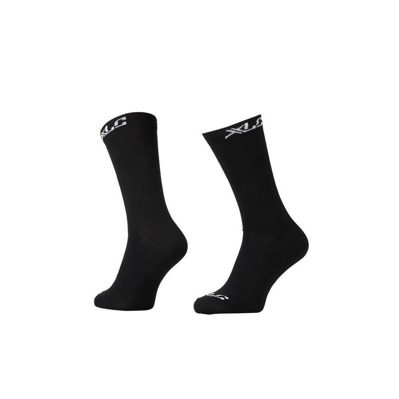 Race Socks CS-L04 Black Size XS (36-38)