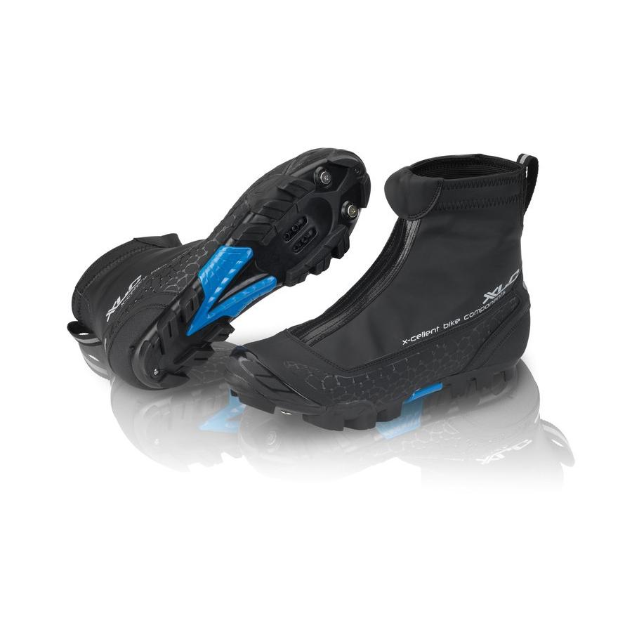 MTB Winter Shoes CB-M07 Black Size 38