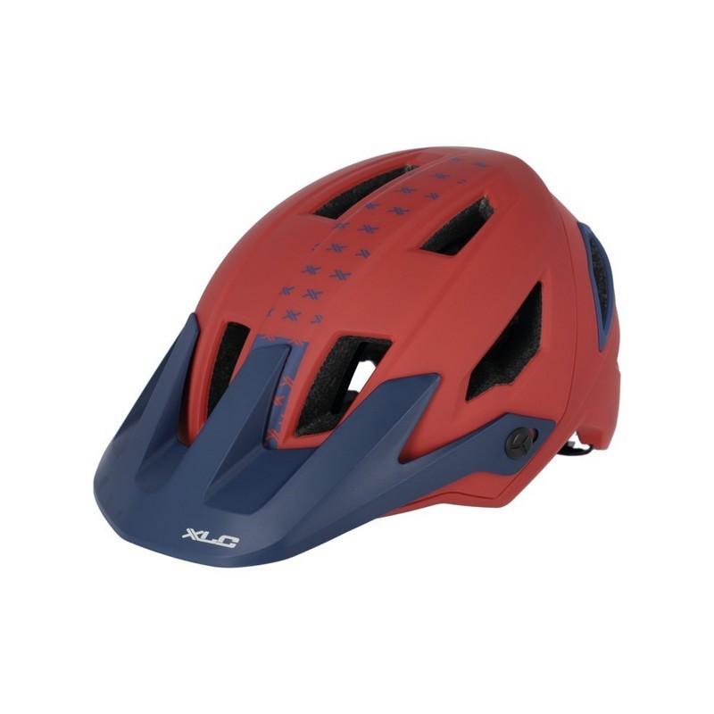 Enduro Helmet BH-C31 Red One Size (54-58cm)