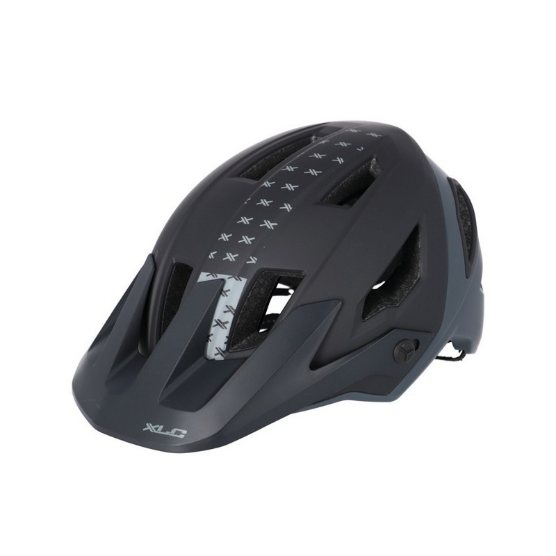 Enduro Helmet BH-C31 Black/Grey One Size (58-62cm)