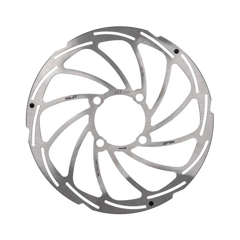 Disc Brake BR-X114 203/1,8mm Shimano/Hayes/Formula/Avid for Rear Hub Rohloff