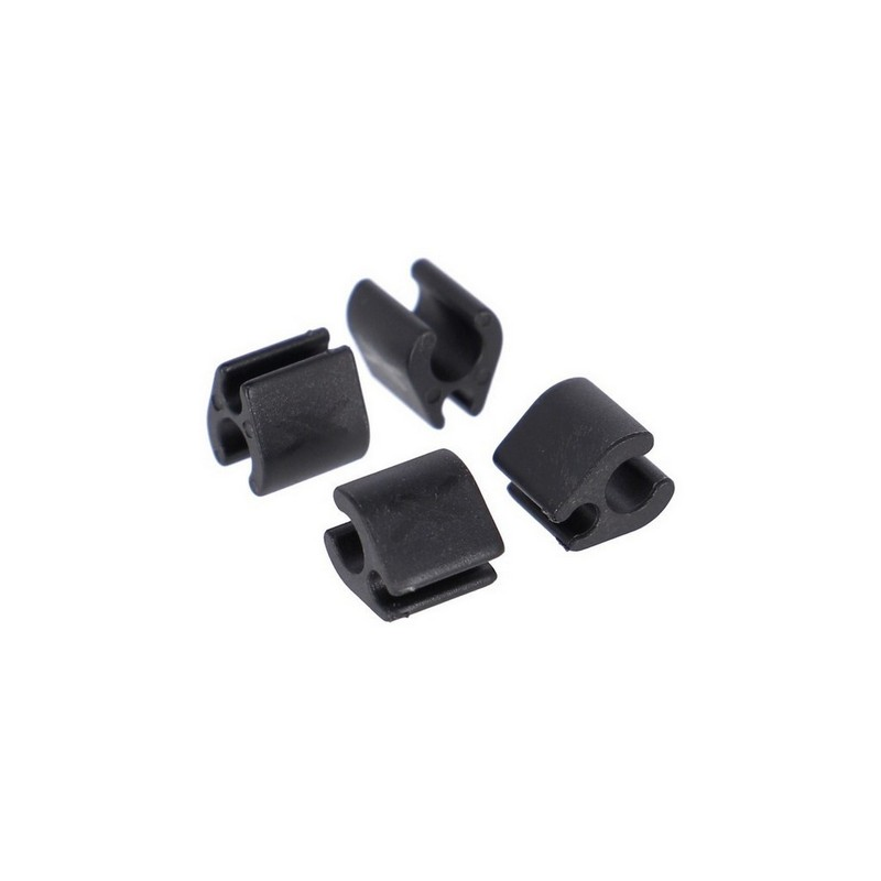 Cable Clip Di2 BR-X118 2,5mm Cable 5mm Sleeve 4pcs