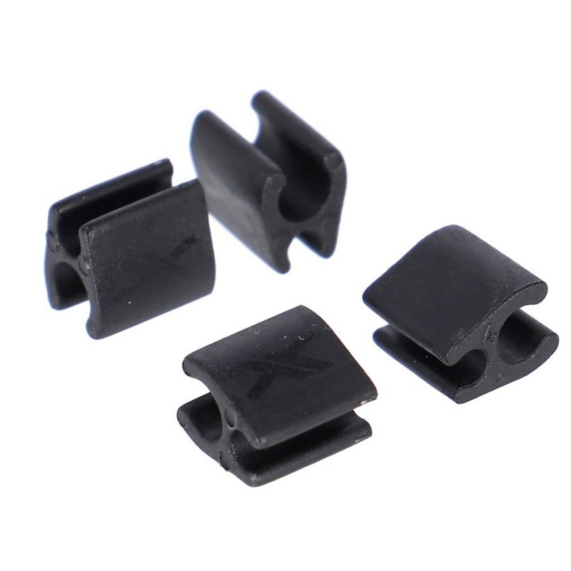 Cable Clip Di2 BR-X121 2,5mm Cable 4mm Sleeve 30pcs