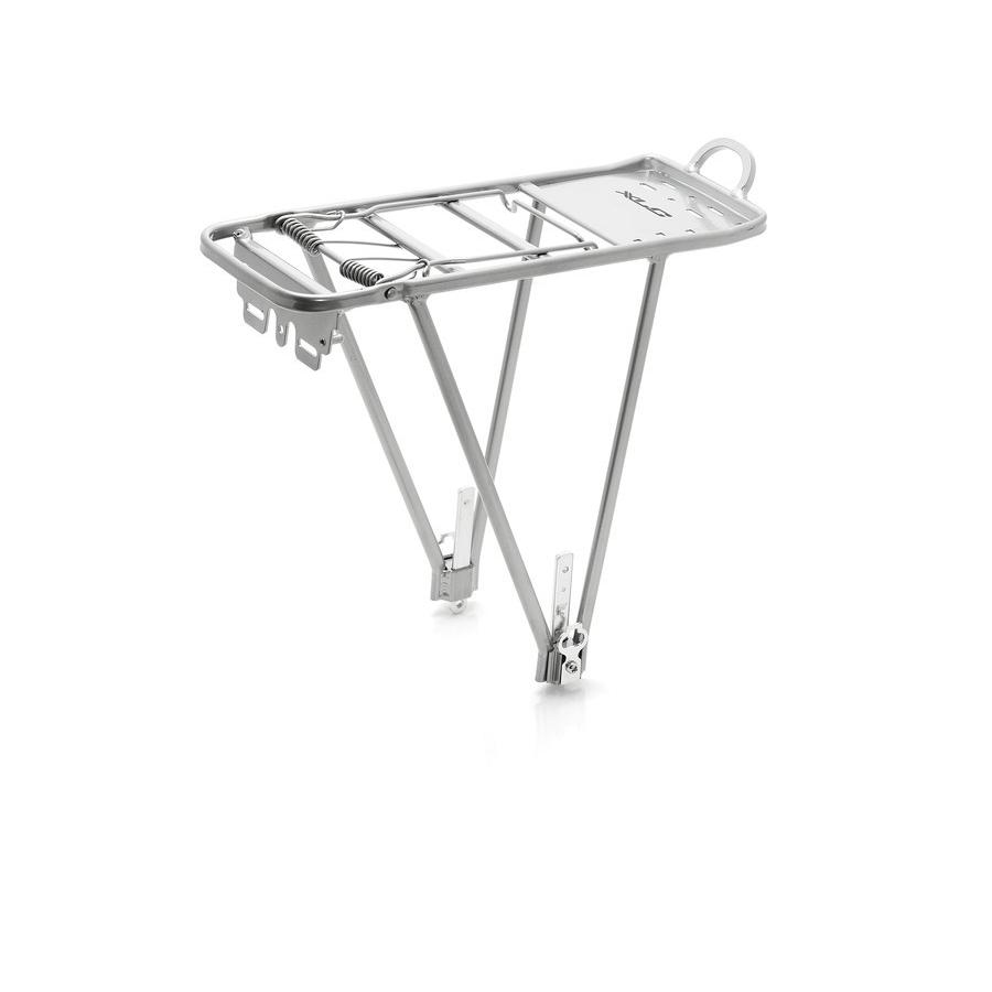 portapacchi in alluminio rp-r02 argento 26-28'' sb-plus