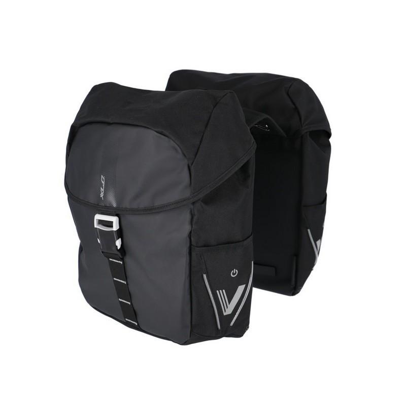 Double Bag V-Light Active BA-S109 34L Black